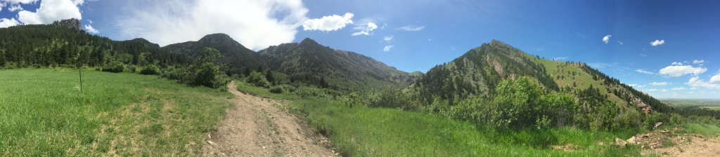 Little Goose Canyon Road