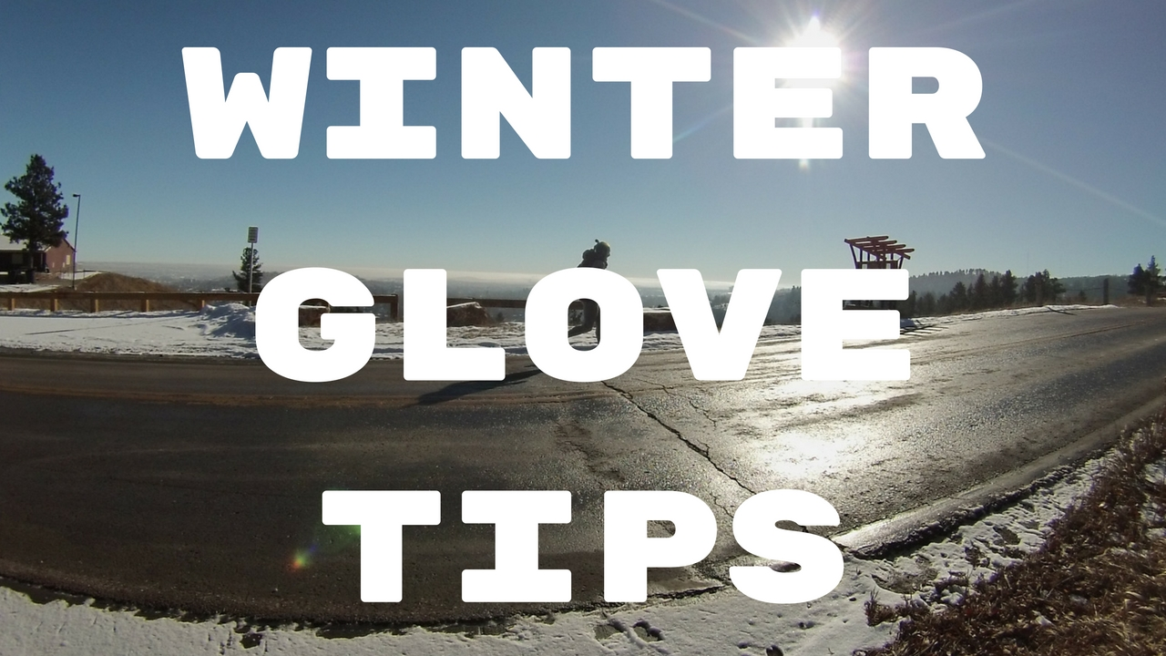 Tips to keep your hands warm in the winter while running.
