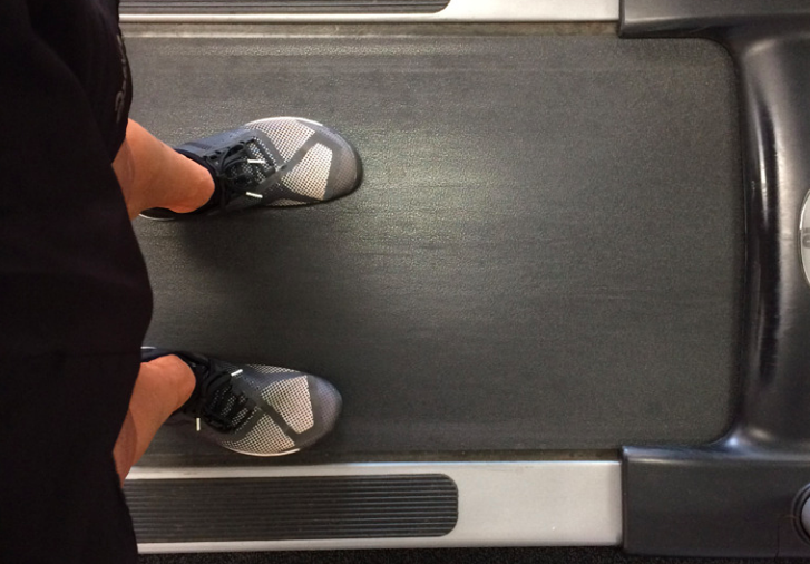 How to Avoid Dizziness on the Treadmill