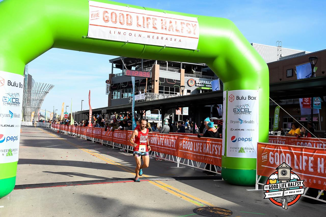 2016 Good Life Halfsy Race Recap