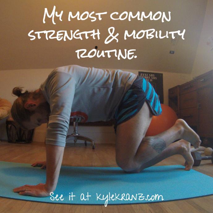 EZ Day Strength/Mobility Routine